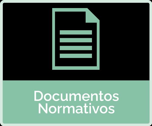 icone: folha a4 com linhas - texto: documentos e normativos